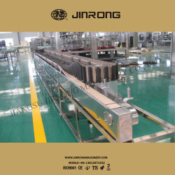Автоматический поворотный стерилизатор 24m для производства сока