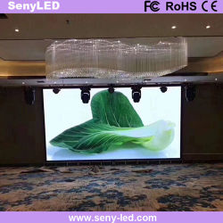 Video schermo del quadro comandi P2.976 LED per uso mobile