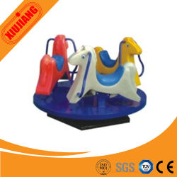 La plate-forme Rocking Horse Rocking Horse Ressort extérieur