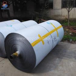 Custom Printed Waterproof White/Black Pe Coated Lumber Wrap In Rolls