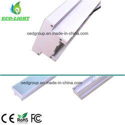 24mm 강화 유리 48V IP67 선형 LED 에서 지상 차도 빛을 점화하는 주차 경로 도로