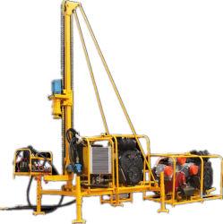 Экономичные популярных экспортированные 80-130м портативный мини-водяных скважин буровой установки