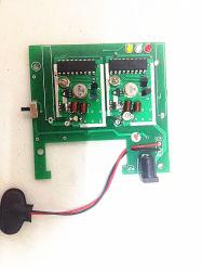 Высокая мощность 915МГЦ 868 Мгц радиочастотный пульт дистанционного управления передатчиком модуль Fsk/Gfsk модуль для системы дистанционного управления