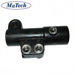 正確にねずみ鋳鉄は油圧制御弁を砂型で作る