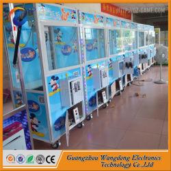 De Automaat van het Stuk speelgoed van de Kraan van de Pluche van de Machine van de Kraan van de Chocolade van de Goedkeuring van Ce
