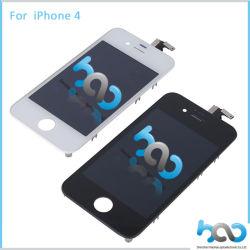Écran tactile LCD du numériseur en verre pour iPhone 4 4s