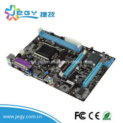 2017 de alta calidad de las ventas en caliente de placa base Intel H81-Plus LGA 1150 cuenta con WiFi&el puerto de SSD&GB LAN equipo OEM de la motherboard