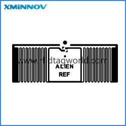 Frequenza ultraelevata Alien 9620 Antenna di RFID per Tamper Proof Label