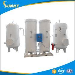 Медицинское обслуживание генератор кислорода для озона кислородный концентратор Psa кислородного машины кислородный завод