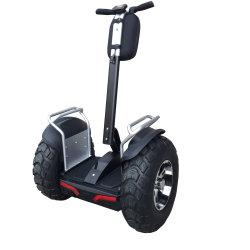4000W 72V 21 pouces pneu gras 2 roues Auto Scooter électrique d'équilibrage de chariot de golf