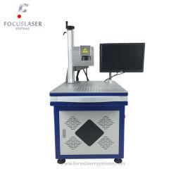 Focuslaser UVlaser-Druck-Glasstich-Hilfsmittel der laser-Markierungs-Maschinen-3W