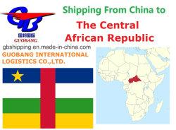 [شيبّينغ سرفيس] جيّدة من الصين إلى الجمهوريّة مركزيّ إفريقيّة