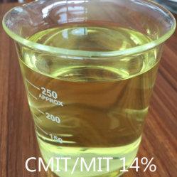 Cmit mit 14%/fongicide (Isothiazolinone) pour le traitement de l'eau