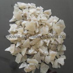 Le traitement des eaux de la poudre granulaire de flocon de Al2 SO4 3 Sulfate d'aluminium