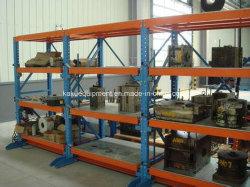 Entrepôt tiroir en acier robuste de stockage de type rack