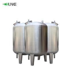 Acier inoxydable 2000L'eau stérile Réservoir Réservoir d'eau pure du réservoir de stockage