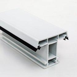 PVCプロフィールUPVCの物質的なプロフィールWindowsおよびドア
