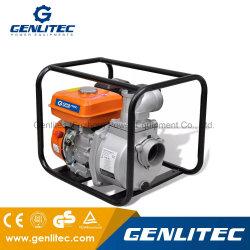 만조 교류 5.5HP 휘발유 모터 2 인치 물 이동 펌프