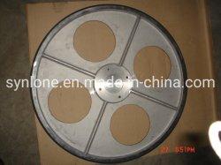 스테인리스 스틸/알루미늄 자동 파트 주조 기어 박스/캡/링/하우징/휠