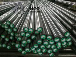 Outil de travail à chaud en acier allié à barre ronde plat DIN-1.2581/AISI-H21/JIS-SKD5