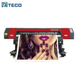 Широкоформатные цифровые 10 футов 3,2 м высокоскоростной принтер экологически чистых растворителей