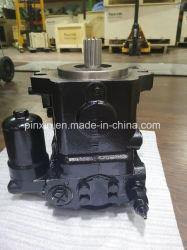 유압 펌프 A4vg56 시리즈 기계장치 기어 펌프 부속을 포장하는 굴착기를 위한 유압 피스톤 펌프