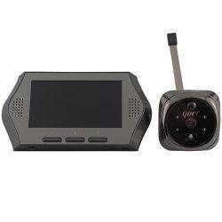 تقنية WiFi اللاسلكية الذكية عالية التقنية كاميرا فيديو جرس الباب للمنزل الأمان