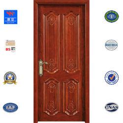 SwSe011熱い販売の固体カシ木ドアの材木のドアの中国人の製造業者
