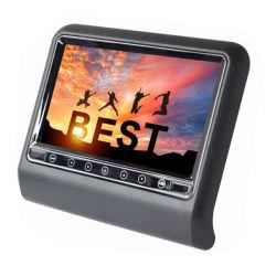 Ecrã táctil de 9 polegadas de entrada de vídeo 2 cabeça de automóveis com leitor de MP5 FM para diversão de Viagem