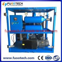 Fuootech Ftvs-300 Double-Stage высокого вакуума трансформатор системы эвакуации и вакуумные насосные системы