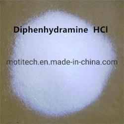 El hidrocloruro de difenhidramina farmacéuticas de drogas a granel para fines humanos