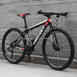 Moderne Bike Mountain eBike met krachtige Motor Electric Mountain Bike