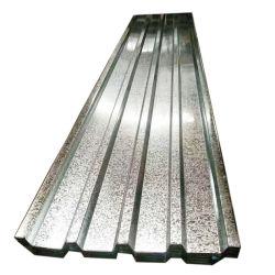 Chapas Galvanizadas Galvalume Gi Telhas de aço corrugado chapa de metal corrugado de folhas