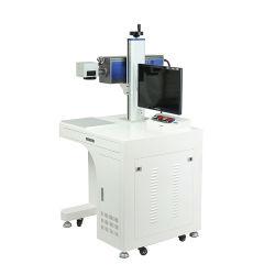 آلة كتابة ليزر بلاستيكية للمجوهرات/الساعة/LED/سيارة/IC/iPhone/لوحة مفاتيح الكمبيوتر