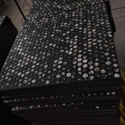 Abnutzungs-beständige zusammengesetzte keramische Abnützung-Gummizwischenlagen für Zufuhren