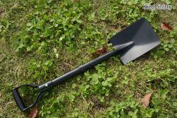 정원 Camping를 위한 D Grip를 가진 27.5in High Carbon Steel Spade Shovel