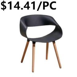 Современный комфортабельный отель Back-Rest моды утюг взрослых обеденный стул