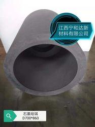 Produto de grafite para fundição de fusão de metais Ironl Cobre
