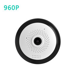 960p WiFi videosorveglianza della radio della cupola di obbligazione di 360 gradi