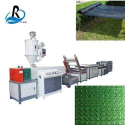 Los PNC-80 plana de alta eficiencia el hilo de fútbol de césped artificial que hace la máquina/bolsas tejidas de máquinas de hacer