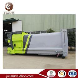 Camion di immondizia del rullo del braccio di amo di Dongfeng 4X2 per il caricatore del contenitore della nave