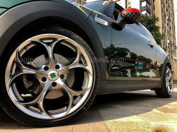 Auto-Legierung dreht hochwertiges kundenspezifisches neues Entwurfs-Aluminiumlegierung-Rad der Legierungs-15 16 17 18 19 20inch für Auto