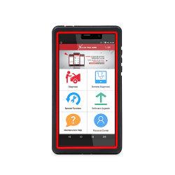 Inicie o X431 Prós Mini-OBD Diagnostic-Tool OBD2 com Bluetooth Sistemas completos lançar X431 Pro com 2 anos de atualização gratuita