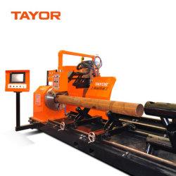 CNC van Tayor de Scherpe Machine van het Profiel van de Pijp