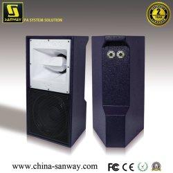 In hohem Grade flexibler professioneller Lautsprecher des Resonanzkörper-R1, PA-Audiolautsprecher-System