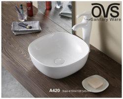 Square coloré du bassin du Cabinet de la salle de bain Salle de bains vanité
