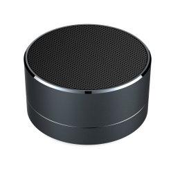 AUDIO TF-Karte USB-im Freien hölzerner Minifreisprechlautsprecher A10 des Bluetooth Lautsprecher-drahtlose Lautsprecher-Metallbewegliche drahtlose Lautsprecher-FM Radio