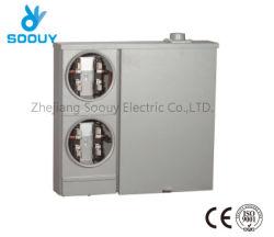 100A 125A 200A 400A 상업용 컴비네이션 미터 소켓