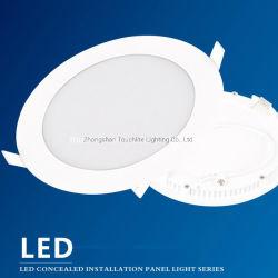 3W~24Вт Светодиодные потолочные светильники, ванная комната кухня светодиодная панель