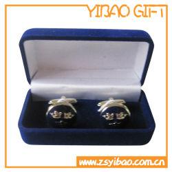 Высокое качество индивидуальный логотип пластиковые медали дисплей бархата подарок украшения упаковке подарочная упаковка для упаковки (YB-B-2)
